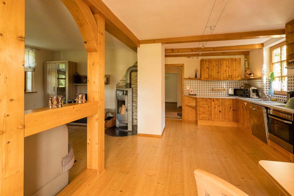 Ferienwohnung in Bad Sooden-Allendorf / Kleinvach Küche